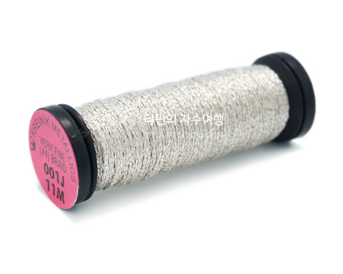 Kreinik * Very Fine  #4  Braid - 001J